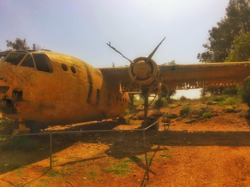 מטוס נטוש