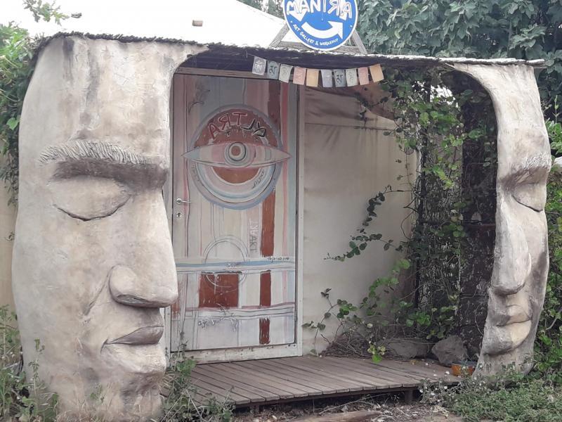 אניעם כפר אומנים בגולן
