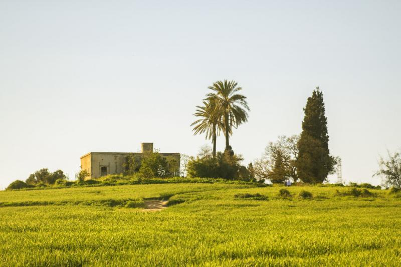 תל מוסא שאהין, כפר גבירול
