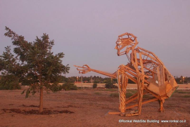 פארק הפסלים ארסוף שפיים
