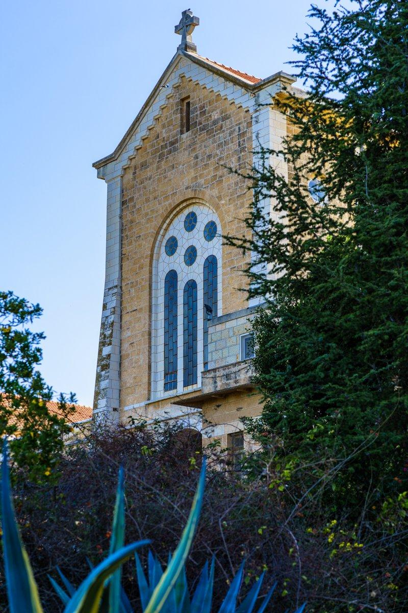 מנזר השתקנים לטרון