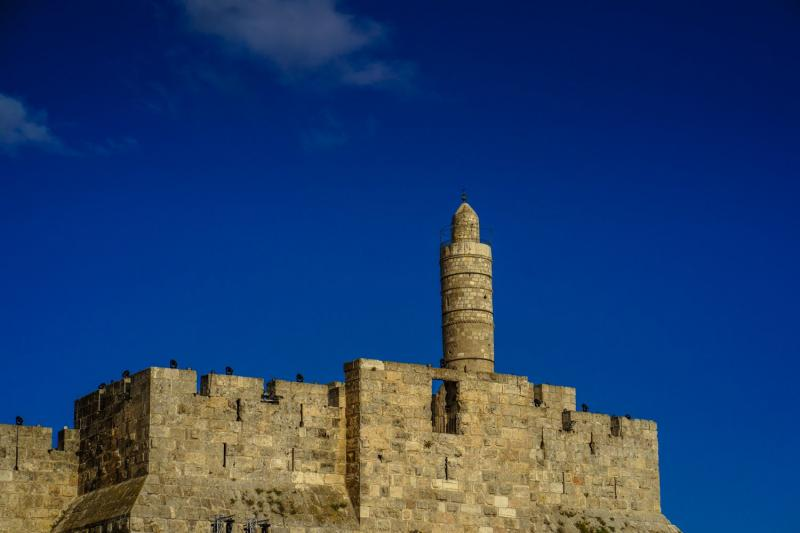 עיר העתיקה ירושלים