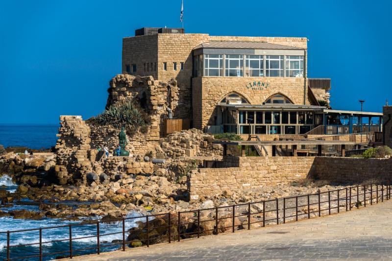 גן לאומי ופורט קיסריה