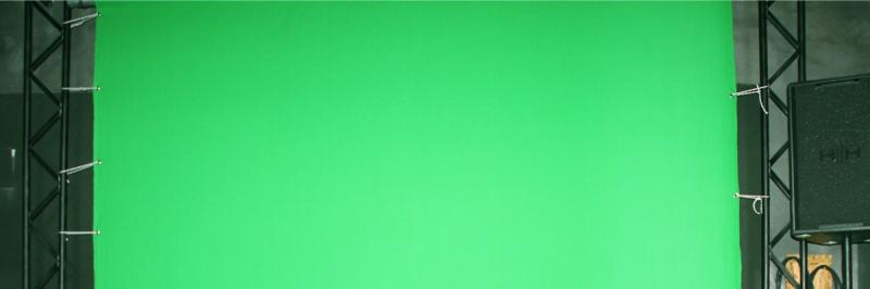 מסך ירוק גרין סקרין