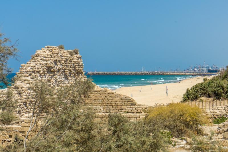 המצודה בחוף אשדוד
