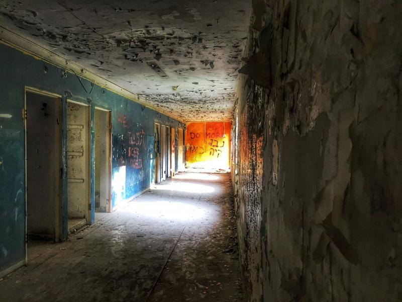 מסדרון הבית