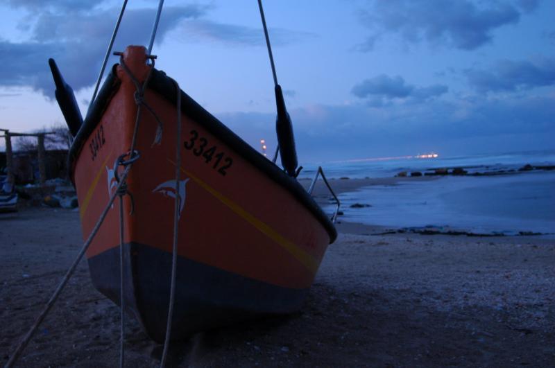 נמל הדייגים גסר א זרקא