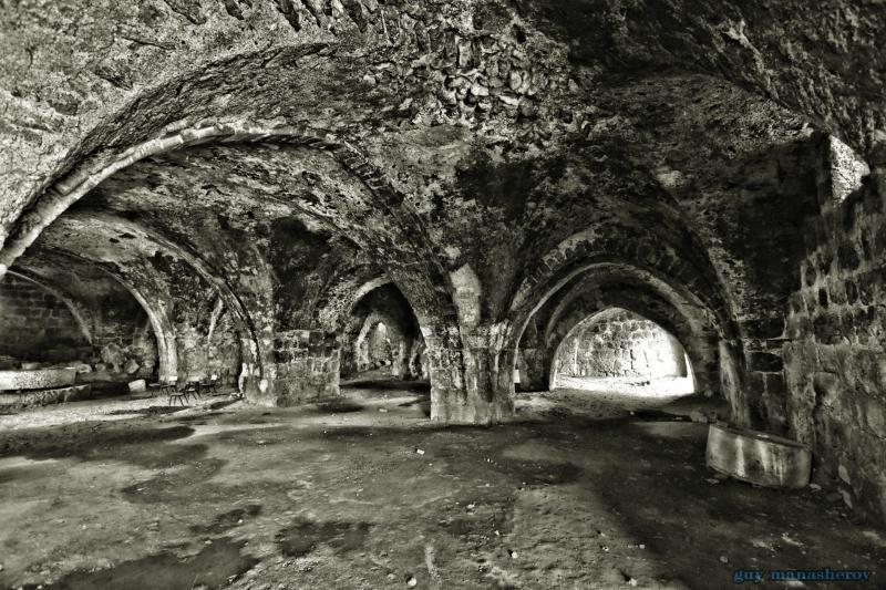 בית הבד בלוד העתיקה
