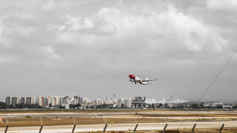 במה לצילום מטוסים בנתבג