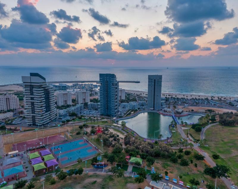 פארק אשדוד ים