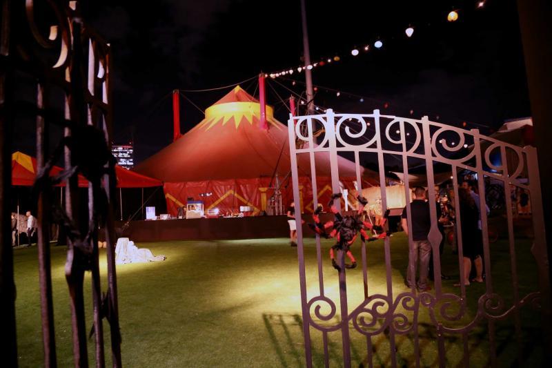אוהל קרקס