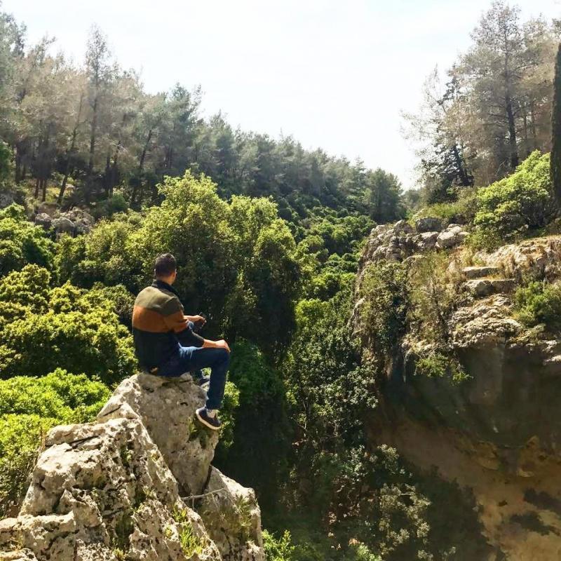 יער גילון  נחל שגור