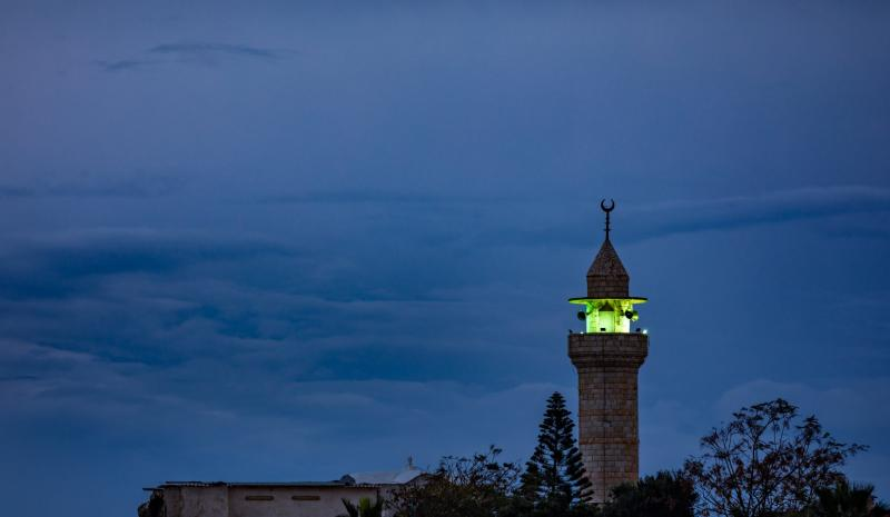 מסגד ביפו