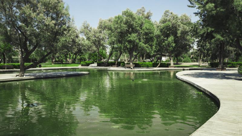פארק בישוב עומר