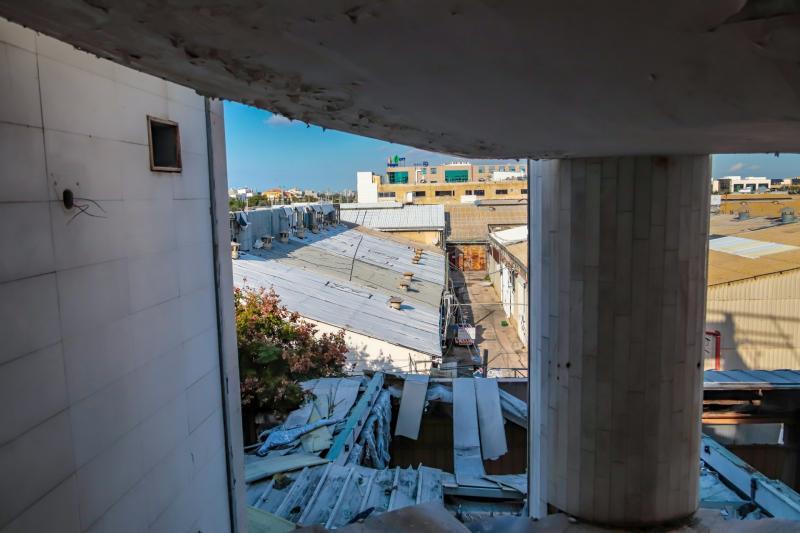 בין קומה 1 לגג תוכלו לראות מחזה מרהיב בצעד הצפוני