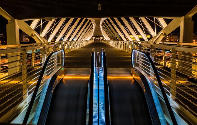 גשר הDNA בבאר שבע