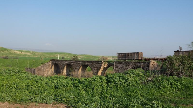 הגשרים של גשר הישנה