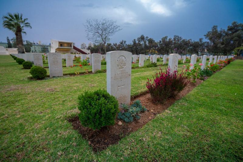 בית קברות באר שבע בריטי