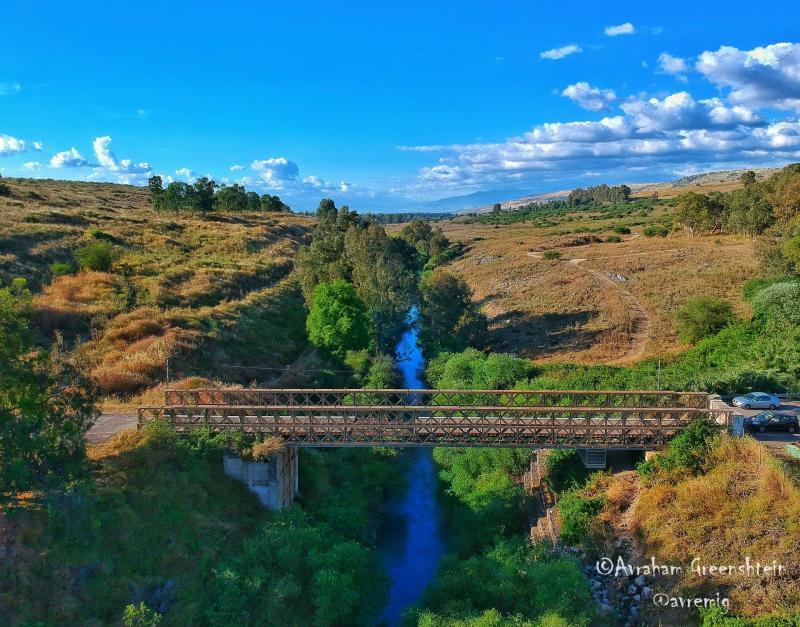 גשר בנות יעקב הישן