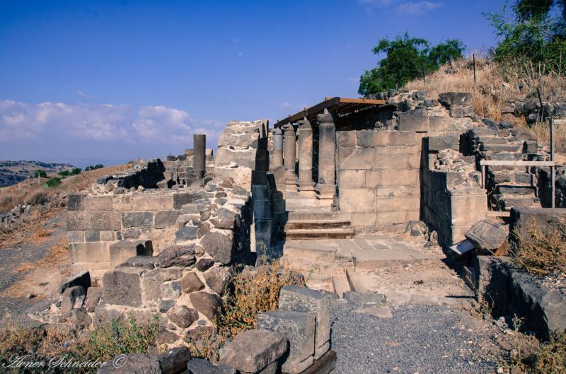 בית הכנסת העתיק במזרעת כנף