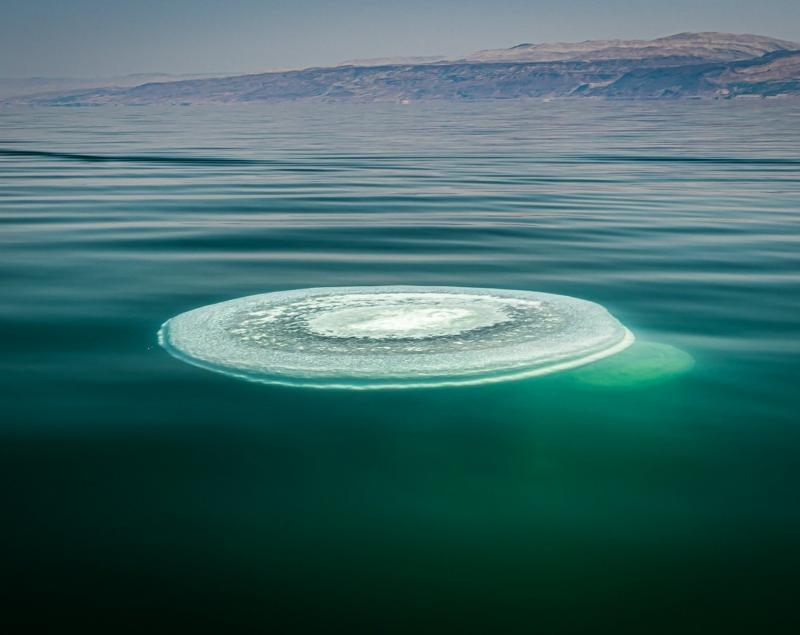 הפלגה בים המלח