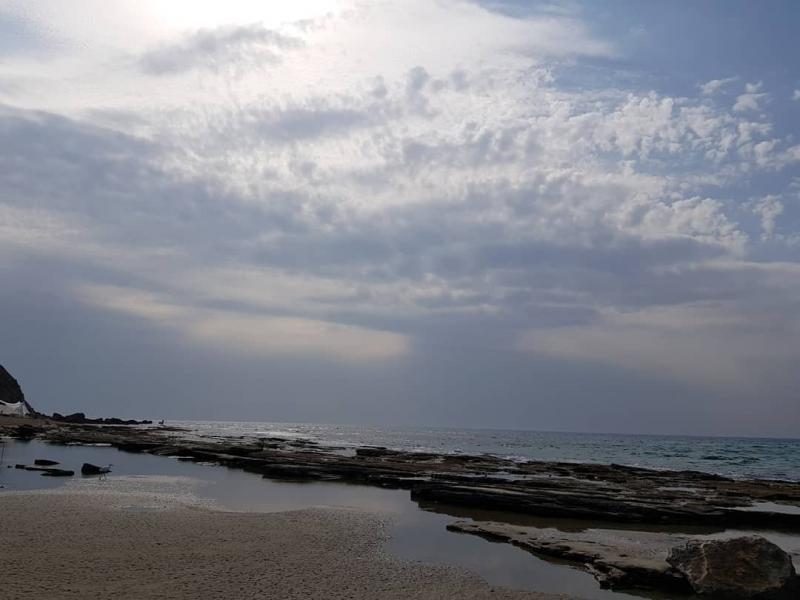 חוף הדייגים חדרה אולגה