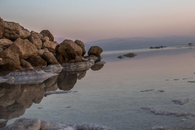 ים המלח זמן שקיעה חודש אוקטובר