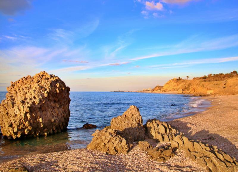 חוף הפארק הלאומי אשקלון