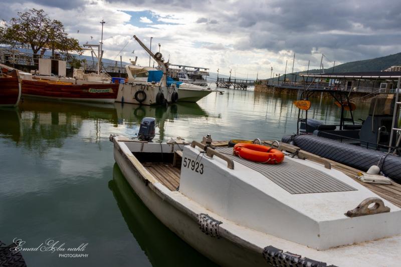 נמל הלידו טבריה