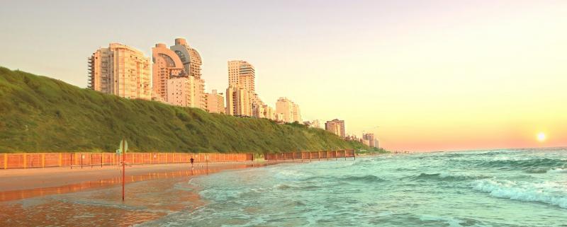 החוף הנפרד בנתניה