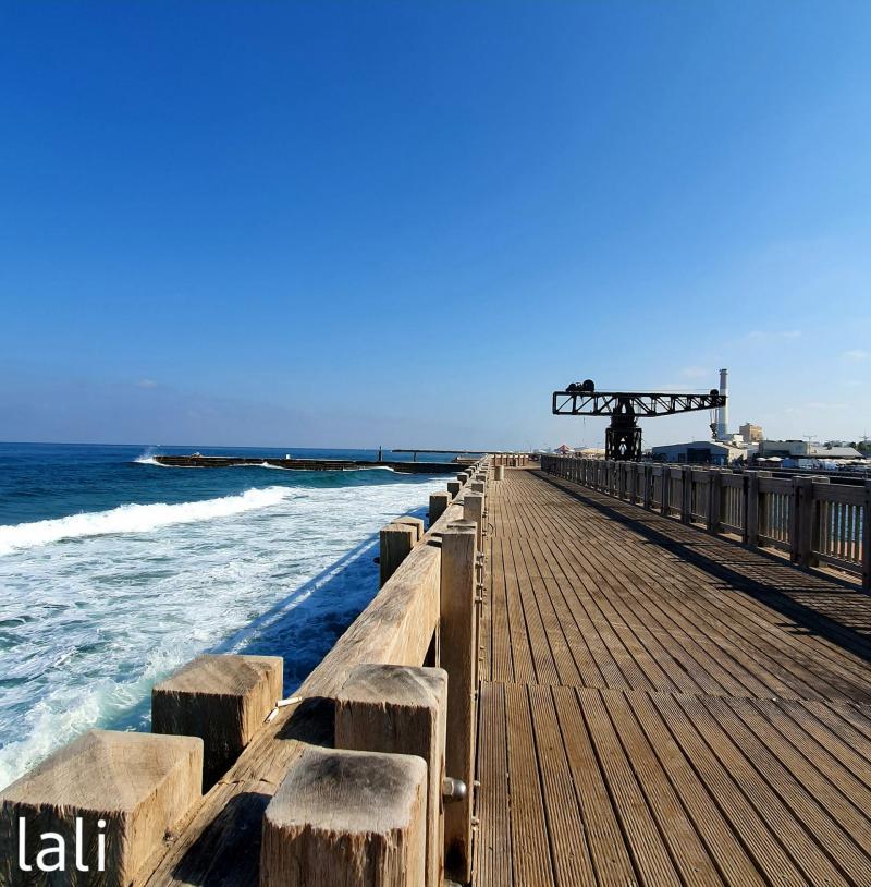 מזח נמל תל אביב