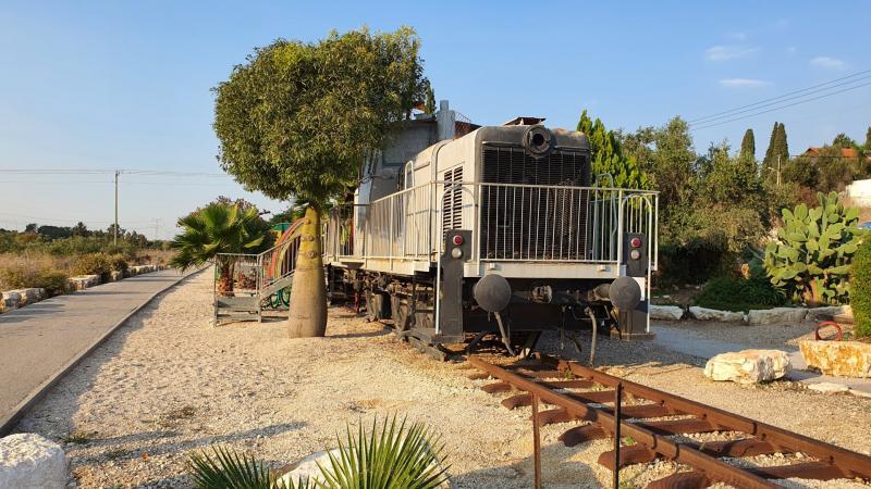 רכבת העמק תחנת אלרואי