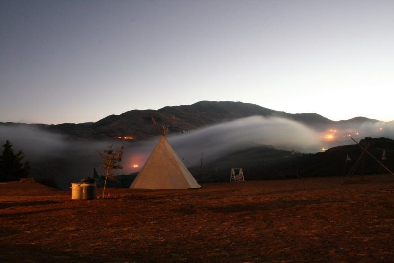 אוהל בישוב נמרוד