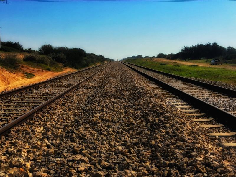 פסי רכבת