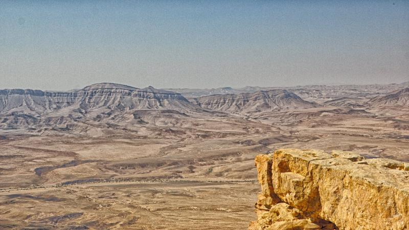 צוק במדבר